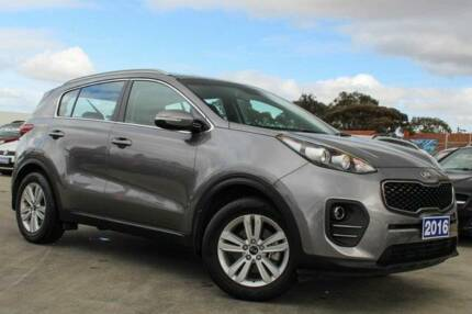 From $83 per week on finance* 2016 Kia Sportage Wagon