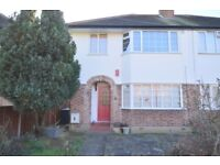 ***DSS WITH RENT AND DEPOSIT WELCOME***A TWO BEDROOM GROUND FLOOR FLAT WITH A GARDEN WINCHMORE HILL
