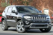 2016 Jeep Grand Cherokee WK MY15 Limited (4x4) Brilliant Black 8 Speed Automatic Wagon Zetland Inner Sydney Preview