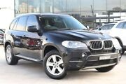 2011 BMW X5 E70 MY12 xDrive30d Steptronic Black 8 Speed Sports Automatic Wagon Liverpool Liverpool Area Preview