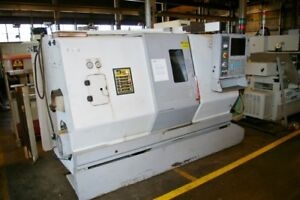HAAS SL20T CNC TURNING CENTER 30 DAY RETURN PRIVILEGE