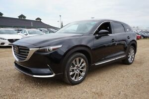 2017 Mazda CX-9 AWD SIGNATURE MODEL Navigation, Leather Heated S