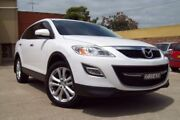 2012 Mazda CX-9 MY13 Luxury (FWD) White 6 Speed Auto Activematic Wagon Windsor Hawkesbury Area Preview