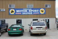 Canadian Motor Sports Salvage and Sales Ltd.