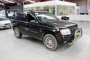 2003 Jeep Cherokee Wagon/AUTOMATIC Smithfield Parramatta Area Preview