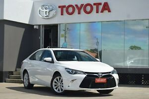 2016 Toyota Camry ASV50R MY15 Atara S Diamond White 6 Speed Automatic Sedan Old Guildford Fairfield Area Preview