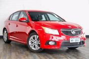 2014 Holden Cruze JH Series II MY14 SRi Red 6 Speed Manual Hatchback Victoria Park Victoria Park Area Preview