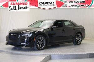 2017 Chrysler 300 300S*Leather*Sunroof*Nav*