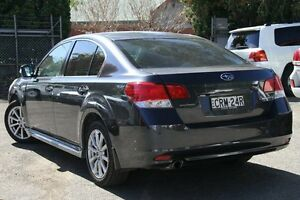 2012 Subaru Liberty MY12 2.5I Dark Grey Continuous Variable Sedan Mosman Mosman Area Preview