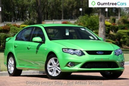 2009 Ford Falcon FG XR6 Silver 5 Speed Sports Automatic Sedan Osborne Park Stirling Area Preview