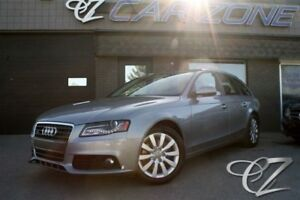 2011 Audi A4 AWD, 2.0T WAGON, PANOROOF, AWD, EASY LOANS