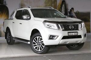 2015 Nissan Navara D23 ST-X White 7 Speed Sports Automatic Utility Liverpool Liverpool Area Preview