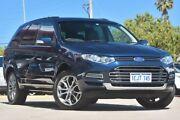 2012 Ford Territory SZ Titanium (RWD) Blue 6 Speed Automatic Wagon Victoria Park Victoria Park Area Preview