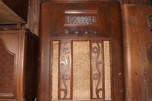 Radios antiques