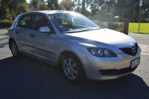 2006 Mazda 3 BK10F2 Neo Silver 4 Speed Sports Automatic Hatchback Norwood Norwood Area Preview