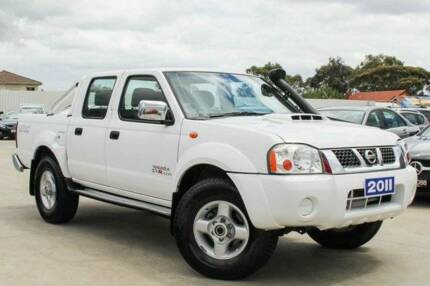 FROM $90 P/WEEK ON FINANCE* 2011 NISSAN NAVARA ST-R UTILITY Coburg Moreland Area Preview