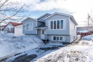 Great Location in Mount Pearl with in-law apartment!