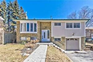 3+1 Bdrm Raised Bungalow In Sought After Pringle Creek Community