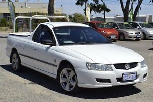 2004 Holden Ute VZ White 4 Speed Automatic Utility Wangara Wanneroo Area Preview