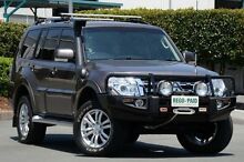 2013 Mitsubishi Pajero NW MY13 VR-X Ironbark 5 Speed Sports Automatic Wagon Acacia Ridge Brisbane South West Preview