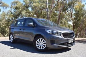 2015 Kia Carnival YP MY15 S Grey 6 Speed Sports Automatic Wagon St Marys Mitcham Area Preview