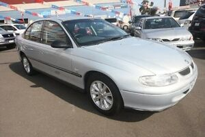 2000 Holden Commodore VT II Acclaim Silver 4 Speed Automatic Sedan Kingsville Maribyrnong Area Preview