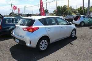 2015 Toyota Corolla ZRE182R Ascent S-CVT Silver 7 Speed Constant Variable Hatchback Moorabbin Kingston Area Preview