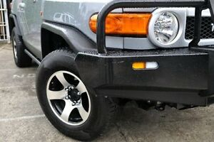 2013 Toyota FJ Cruiser GSJ15R MY14 Grey 5 Speed Automatic Wagon Mosman Mosman Area Preview