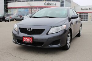 2010 Toyota Corolla CE w/Power Group & A/C