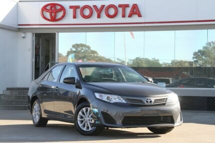 2013 Toyota Camry ASV50R Altise Graphite 6 Speed Sports Automatic Sedan Old Guildford Fairfield Area Preview