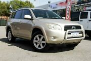 2007 Toyota RAV4 ACA33R MY08 Cruiser Bronze 4 Speed Automatic Wagon Osborne Park Stirling Area Preview