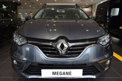 2017 Renault Megane BFB Zen EDC Grey 7 Speed Sports Automatic Dual Clutch Hatchback