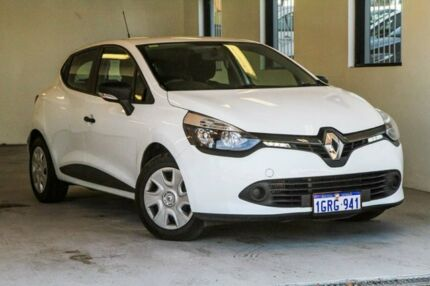 2016 Renault Clio IV B98 Authentique White 5 Speed Manual Hatchback Melville Melville Area Preview