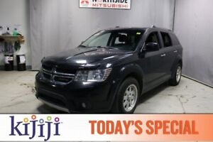 2015 Dodge Journey AWD R/T Leather,  Heated Seats,  3rd Row,  Bl