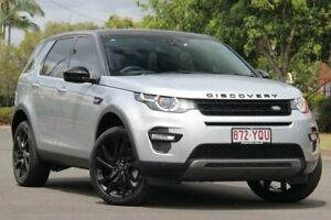 2017 Land Rover Discovery Sport L550 17MY TD4 180 HSE Silver 9 Speed Sports Automatic Wagon Chermside Brisbane North East Preview