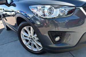2012 Mazda CX-5 KE1071 Grand Touring SKYACTIV-Drive AWD Grey 6 Speed Sports Automatic Wagon Waitara Hornsby Area Preview