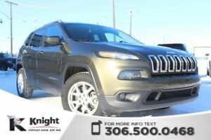 2014 Jeep Cherokee North - Heated Cloth Seats - Heated Steering
