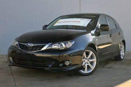 2008 Subaru Impreza  Black Auto Seq Sportshift Hatchback Mentone Kingston Area Preview