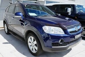 2010 Holden Captiva CG MY10 LX AWD 5 Speed Sports Automatic Wagon Pearce Woden Valley Preview