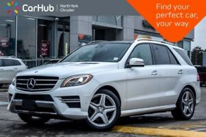2015 Mercedes-Benz M-Class ML 350 BlueTEC|4Matic|Navi|Pano Sunro