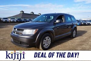 2014 Dodge Journey SE Accident Free,  A/C,