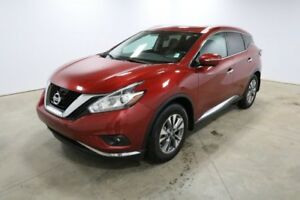2015 Nissan Murano AWD SL Accident Free,  Leather,  Heated Seats