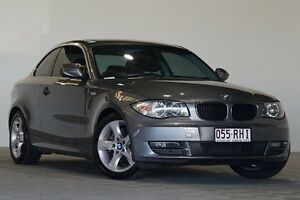2010 BMW 123d E82 MY11 Grey 6 Speed Automatic Coupe Coopers Plains Brisbane South West Preview