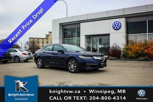 2016 Acura TLX Tech w/ Nav/Sunroof/Leather/Backup Cam