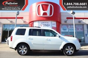2014 Honda Pilot Touring - ADVENTURE READY SUV -