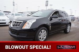 2011 Cadillac SRX SRX4 ALL WHEEL DRIVE Navigation (GPS),  Leathe