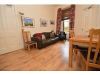 STUDENTS 17/18: Spacious 4 bed, 5 person HMO flat with broadband & lounge available September
