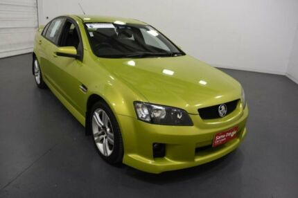 2007 Holden Commodore VE Omega Green 4 Speed Automatic Sedan Moorabbin Kingston Area Preview