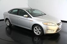 2008 Ford Mondeo MA TDCi Silver 6 Speed Sports Automatic Sedan Welshpool Canning Area Preview