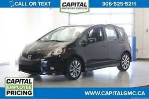 2013 Honda Fit Sport HB *Remote Start-A/C*